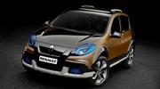 Renault Sandero Stepway Concept : Restylage avant l'heure