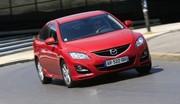 Essai Mazda 6 2.2 MZR-CD: Résultat probant