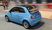 Essai Fiat 500C TwinAir : Petit mais costaud