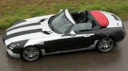 Le Mercedes SLS AMG Roadster à découvert