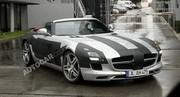 Mercedes préparerait une version roadster de sa SLS AMG