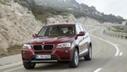 Essai du nouveau BMW X3 : Le standing en plus