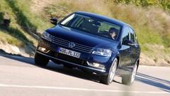 Emission Turbo : Volkswagen Passat, Renault Latitude, Wind vs 500C