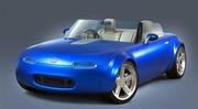 Esprit conservé pour la future version de la Mazda MX-5
