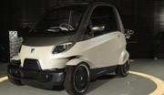 Piaggio NT3 Concept : la voiturette à l'italienne