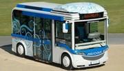 Microbus Electricity : le bus zéro émission