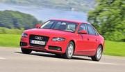 Audi A4 TDI : consommation et émissions abaissées pour le modèle 2.0 136 ch