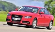 Audi A4 TDI e à 115 g CO2
