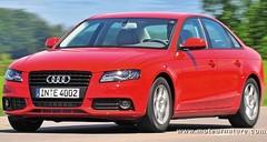L'Audi A4 descend à 115g/km de CO2