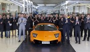 Lamborghini Murciélago : Un ultime au revoir