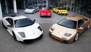 Fin officielle de la Lamborghini Murciélago