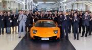 Lamborghini Murcielago : fin de production avant l'arrivée de la Jota