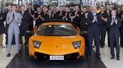 Lamborghini Murcielago : Dernière ovation