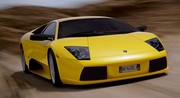 Fin de carrière pour la Lamborghini Murciélago