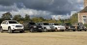 64 ans de véhicule de loisirs Jeep