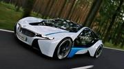 BMW Vision EfficientDynamics : nouvelles infos