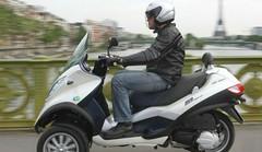 Essai Piaggio MP3 300ie LT Hybrid : Le MP3 400 passe à l'hybridation