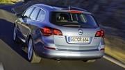 Essai Opel Astra Sports Tourer: Illusionniste