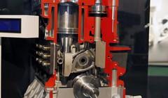 Premiers tours de roues du moteur à compression variable MCE-5