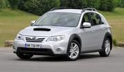 Essai Subaru Impreza XV 2.0D 150ch : A fond la forme