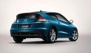 Honda CR-Z voiture de l'année au Japon