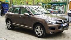 Essai Volkswagen Touareg hybride