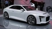 Audi Quattro Concept : polémique au sein du groupe VW