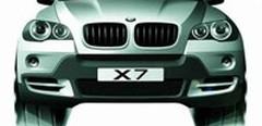 BMW relance la piste du X7 pour le marché américain