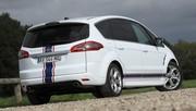 Essai Ford S-Max Sport Edition 2.0 SCTi 203 : le monospace sportif