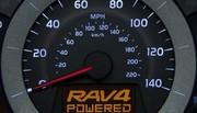 Toyota RAV4 EV : il se dévoile un peu plus
