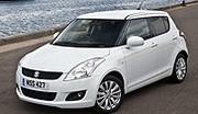 La Suzuki Swift va recevoir un Stop & Start