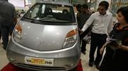 Tata Nano : ventes en berne
