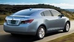 Buick LaCrosse eAssist : l'autre hybride de General Motors