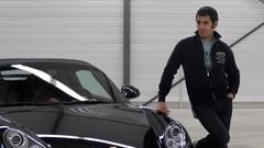 Essai Porsche Boxster Spyder par Soheil Ayari