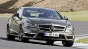 Mercedes CLS 63 AMG : Méthode forte