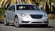Chrysler 200 : la remplaçante de la Sebring actuelle
