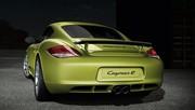 Porsche Cayman R : plus de chevaux, moins de kilos