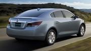 Buick LaCrosse eAssit