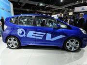 La Honda Jazz passe en version électrique