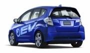 Honda Fit EV Concept : Honda Jazz électrique