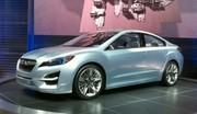 Subaru Impreza Concept : En quête de notoriété