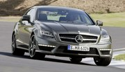 Mercedes CLS 63 AMG : Grosse Bertha