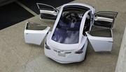 Nissan Ellure Concept : Goût d'avenir