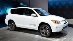 Concept Toyota RAV4 EV