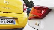 Essai Audi A1 1.6 TDI 105 ch vs Citroën DS3 1.6 HDi 110 ch : Choc de cultures