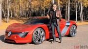 Cartech Le Mag : Essai de la Renault Dezir et du Touareg hybride