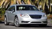 Chrysler 200 : Tour de passe-passe