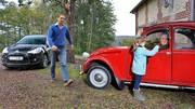 Essai Citroën 2CV et Citroën C3 : le conflit des générations