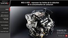 MCE-5 : du nouveau pour le moteur à taux de compression variable