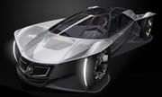 Cadillac Aera Concept : gagnant du concours de design du Salon de Los Angeles